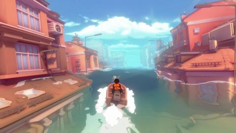 Sea of Solitude : Le jeu d'aventure/plates-formes qui prend l'eau