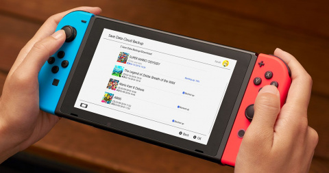 Nintendo : Du Cloud Gaming, oui, mais sans oublier le jeu traditionnel