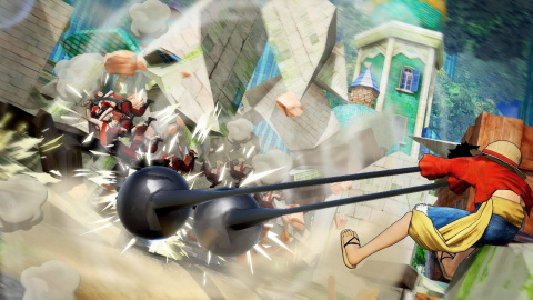 Le jeu One Piece Pirate Warriors 4, annoncé