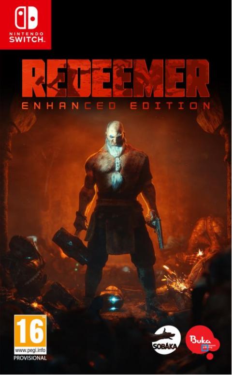 Redeemer : Enhanced Edition sur Switch