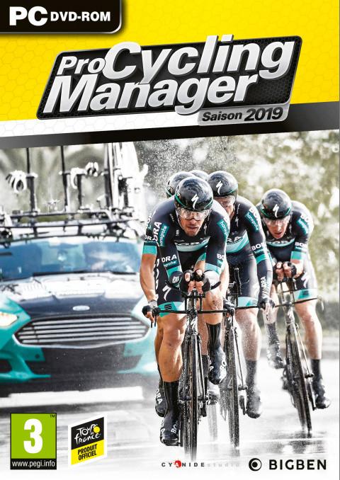 Pro Cycling Manager Saison 2019 sur PC