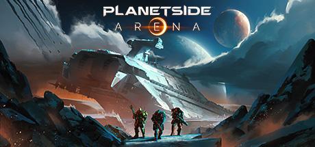 PlanetSide Arena sur PS4