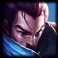 Yasuo : fiche de champion