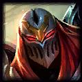 Zed : fiche de champion