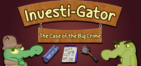 Investi-Gator : The Case of the Big Crime sur PC