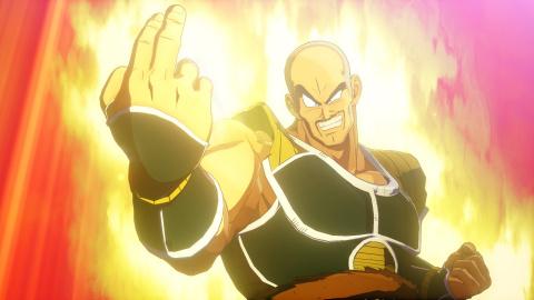 Dragon Ball Z : Kakarot nous présente Raditz et Nappa