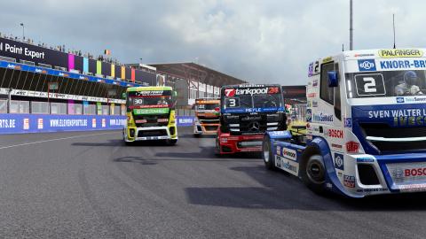 Guide de European Truck Racing Championship