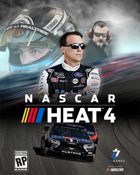 NASCAR Heat 4 sur PC
