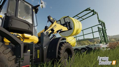 Farming Simulator 19 : la collection John Deere s'agrandit