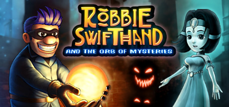 Robbie Swifthand and the Orb of Mysteries sur ONE