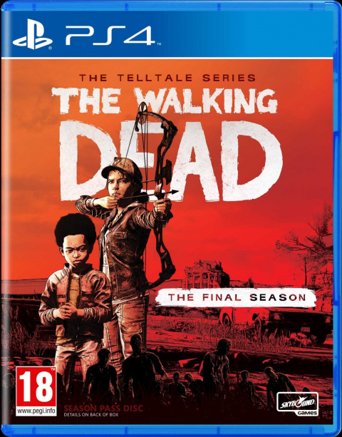 The Walking Dead : The Final Season sur PS4