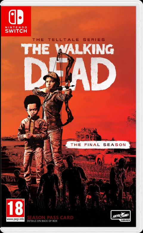 The Walking Dead : The Final Season sur Switch