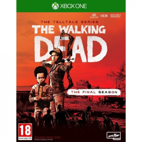 The Walking Dead : The Final Season sur ONE