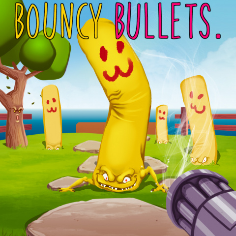Bouncy Bullets sur Vita