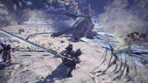 Monster Hunter World : Iceborne - Glavenus, difficulté adaptée... de nouvelles informations dévoilées
