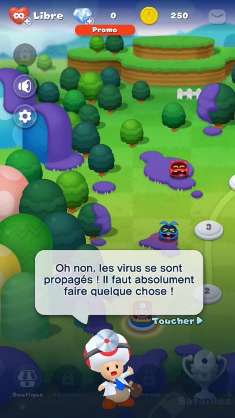 Dr. Mario World : astuces et conseils pour bien débuter dans le puzzle-game mobile de Nintendo