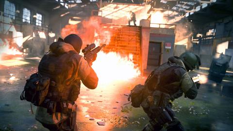 Call of Duty : Modern Warfare - Le mode multijoueur en live le 1er août
