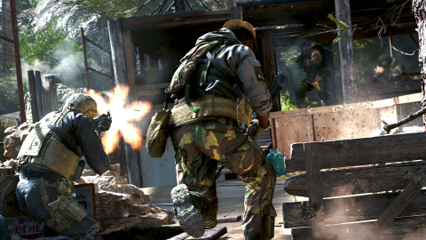 Call of Duty : Modern Warfare lève le voile sur ses configurations PC