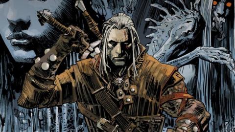 The Witcher – La Légende : La Maison de Verre - Une BD portée par ses personnages