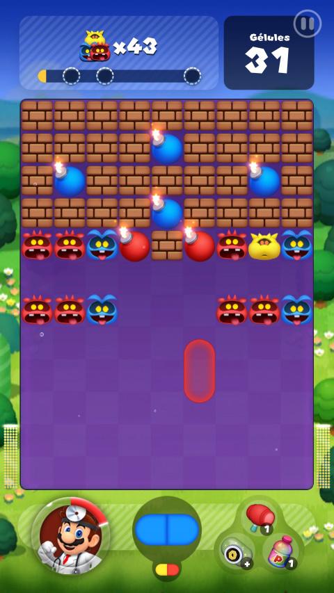 Dr. Mario World : l'amusement à dose thérapeutique