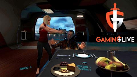 Defector : On opte pour la violence en VR sur le premier chapitre du jeu !