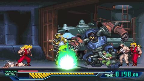 The Ninja Warriors : les ninjas androïdes s'infiltrent sur console fin août