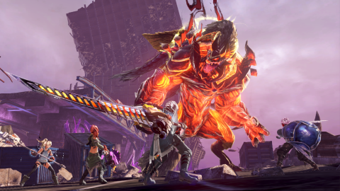 God Eater 3 : Des screenshots pour la sortie sur Switch