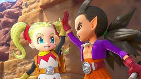 Dragon Quest Builders 2 : Meilleur en tout point, le jeu de construction fun de l'été !