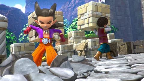 -32% sur Dragon Quest Builders 2