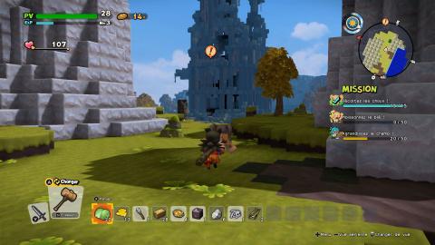 """Dragon Quest Builders 2 : une """"Super Démo"""" débarque sur Switch et PS4"""
