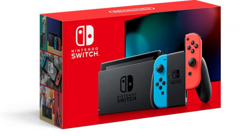 Nintendo Switch : un nouveau modèle avec plus d'autonomie pour la Switch d'origine