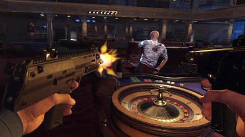 PS Store : testez gratuitement Blood & Truth sur PSVR