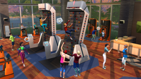 Les Sims 4 : Electronic Arts lance l'initiative Play With Life