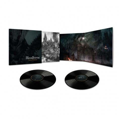 Bloodborne : Un double vinyle à venir chez Laced Records
