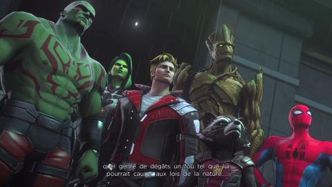 Marvel Ultimate Alliance 3 : Le DLC Rise of Phoenix s'élève - Game Awards 2019