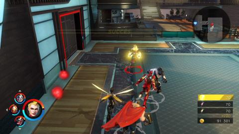 Marvel Ultimate Alliance 3 : The Black Order - le beat'em all superhéroïque à ne pas manquer