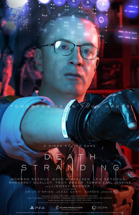 Death Stranding : Le réalisateur de Drive nous en dit plus sur son personnage...