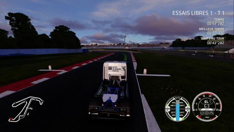 FIA European Truck Racing Championship : Beau comme un camion ?
