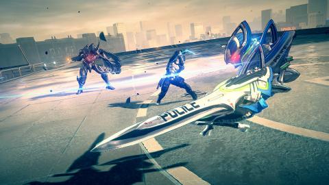 Astral Chain : le prochain gros coup de PlatinumGames ?