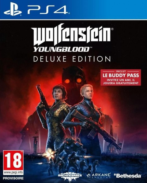 Wolfenstein Youngblood sur PS4