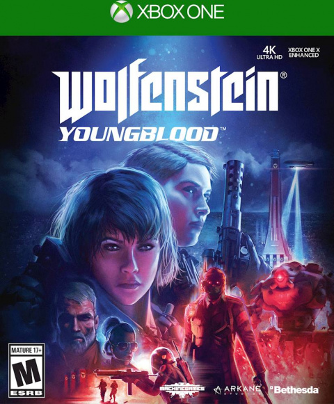 Wolfenstein Youngblood sur ONE