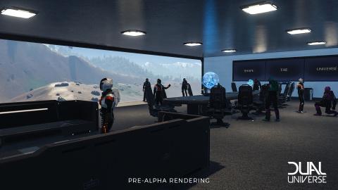 Dual Universe étoffe ses possibilités avec l'arrivée de l'industrie