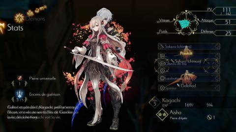Oninaki : Une ode sombre et moderne au J-RPG