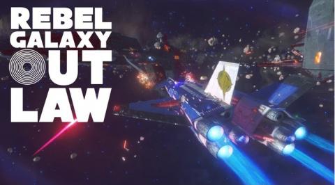 Rebel Galaxy Outlaw sur Switch