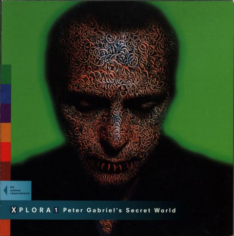 Xplora1 : Peter Gabriel's Secret World sur CDI