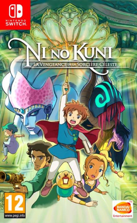 Ni no Kuni : La Vengeance de la Sorcière Céleste sur Switch