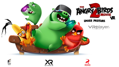 The Angry Birds 2 Movie VR sur PS4