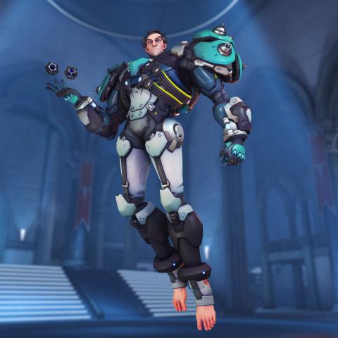 Overwatch : Sigma débarque sur le PTR et montre ses compétences