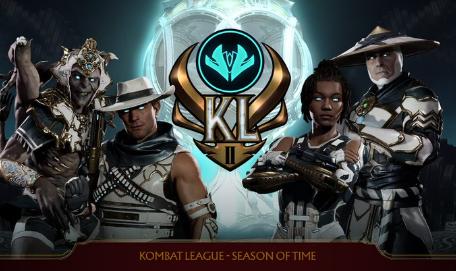 Mortal Kombat 11 : la seconde Ligue de Kombat a débuté