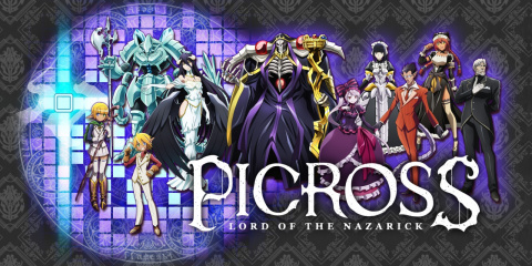 Picross : Lord of the Nazarick sur Switch